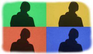 Schatten - Hintergrundbild
